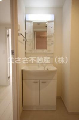 【洗面所】リブリ・シフォン