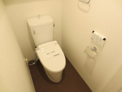 【トイレ】エルスタンザ西荻Moderno