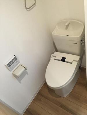 【トイレ】エルスタンザ西荻窪