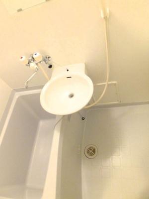 【浴室】レオパレスアネックス・ユキ