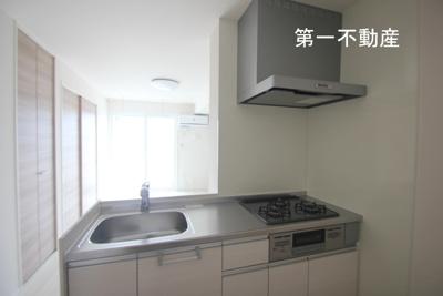 【キッチン】D-room 社