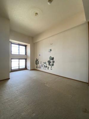 ~室内写真~ 使い勝手のいい洋室です