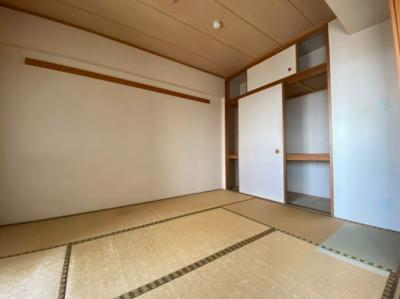 ~室内写真~ い草の香りが落ち着く素敵な和室です