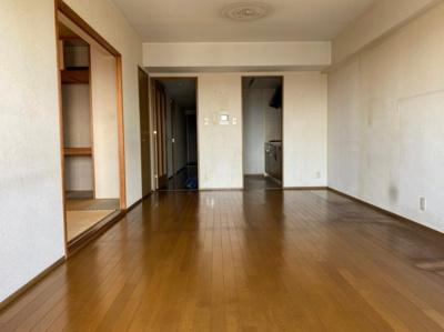~室内写真~ ゆったり過ごせる居間です