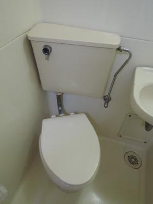 【トイレ】シティパレス千代田1
