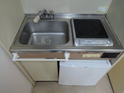 【キッチン】シティパレス千代田1