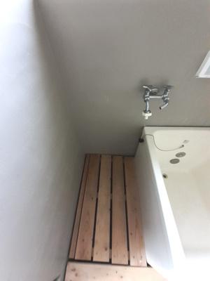 【浴室】泉町綿貫様貸家A