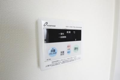 【浴室】M's lea Oomachi