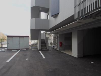【駐車場】M's lea Oomachi