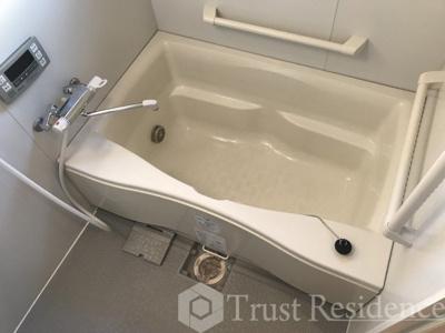 【浴室】イーストコート平野
