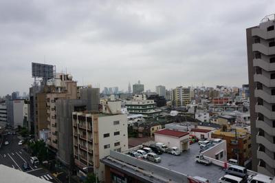 【展望】メイクスデザイン渋谷神泉