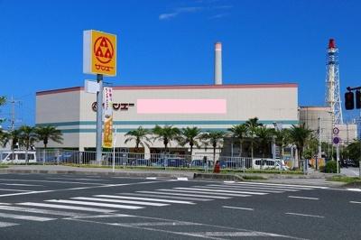 サンエー赤崎ショッピングタウンまで550m