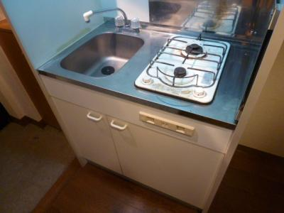 【キッチン】ヴェルデファイン荻窪