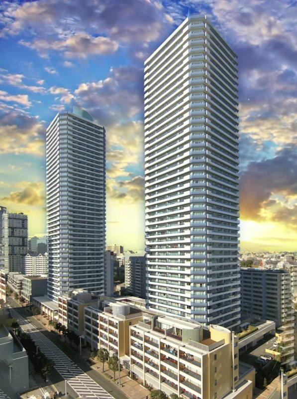 ザ・ヨコハマタワーズ タワーウエストの画像