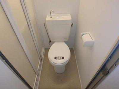 【トイレ】メトリブ三軒茶屋