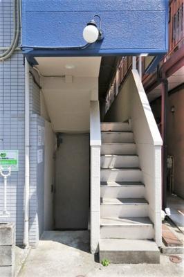 【エントランス】メトリブ三軒茶屋