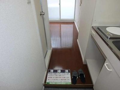 【玄関】メトリブ三軒茶屋