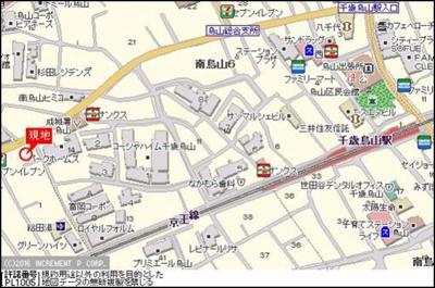 【地図】メゾン・ド・プルミエール