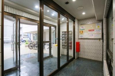 【エントランス】メゾン・ド・プルミエール