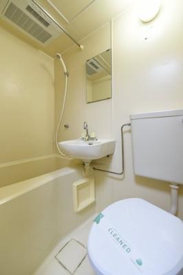 【浴室】プレール明大前
