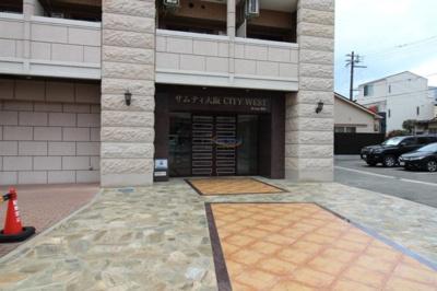 【エントランス】サムティ大阪CITYWEST