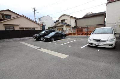 【駐車場】サムティ大阪CITYWEST