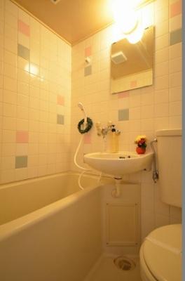 【浴室】サンシャイン庚午