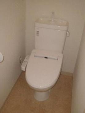 【トイレ】アイル東京向島