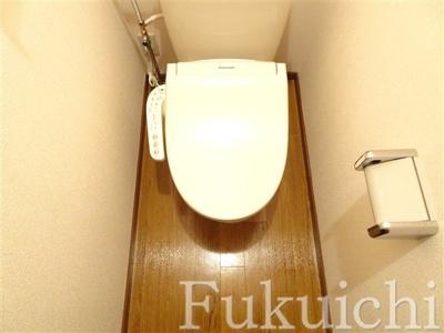 【トイレ】ベルクレスト下馬