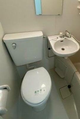【トイレ】エバーグリーン池上