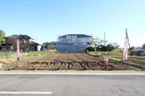 川越市久下戸 建築条件なし売地 「南古谷駅」徒歩38分 敷地72坪 の画像