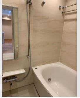 【浴室】Brillia上野Garden