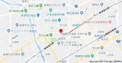 【地図】ハイネスゴールド