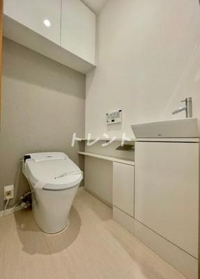 【トイレ】富久クロスコンフォートタワー【TomihisaCrossComfortTower】