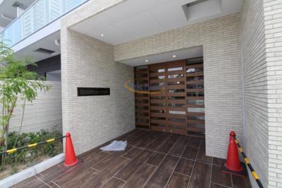 【エントランス】アクセリス大阪福島