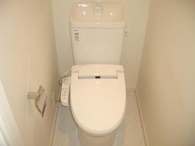 【トイレ】カーザ・チェレステ板橋本町