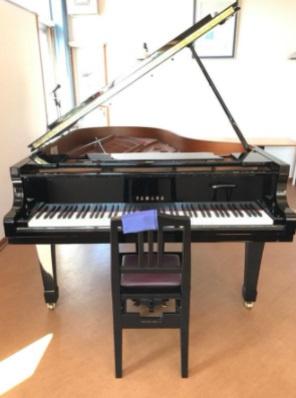 幅広い音楽表現ができて、多くの人から愛されているグランドピアノです。