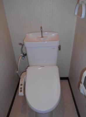 【トイレ】ラ・エスパシオⅡ・