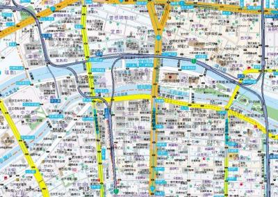 【地図】アプリーレ中之島