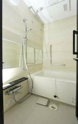 【浴室】エスペランサ西大井