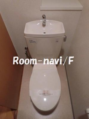 【トイレ】サンクレール荒川ブランガーデン