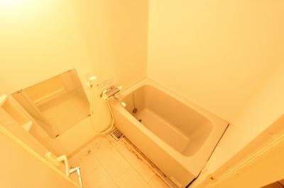 【浴室】ディアコート白川