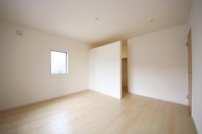 1号棟 十分な収納スペースがあります