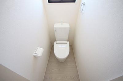 【トイレ】栃木市城内町2丁目新築一戸建て