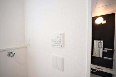 5号棟 浴室換気乾燥機
