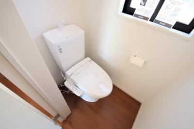 2号棟 トイレも気になるポイント