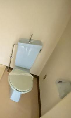 【トイレ】サンハイツ桑葉