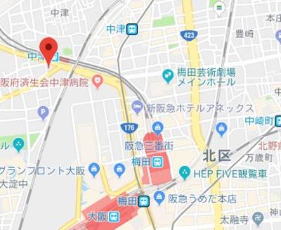 【地図】CUORE