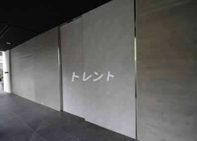 【エントランス】ライオンズフォーシア白金高輪