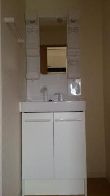 【独立洗面台】リルニノハシ